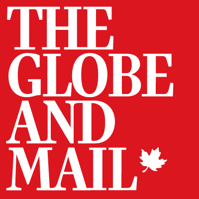 Globe and mail square