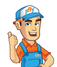 Footer jiffy guy