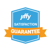 Jiffy guarantee blue lg